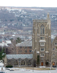 Cornell Gothics Tower